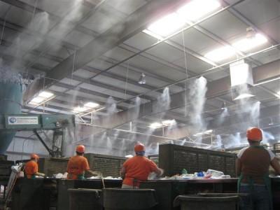 Kağıt ve Tekstil Nemlendirme Sistemleri